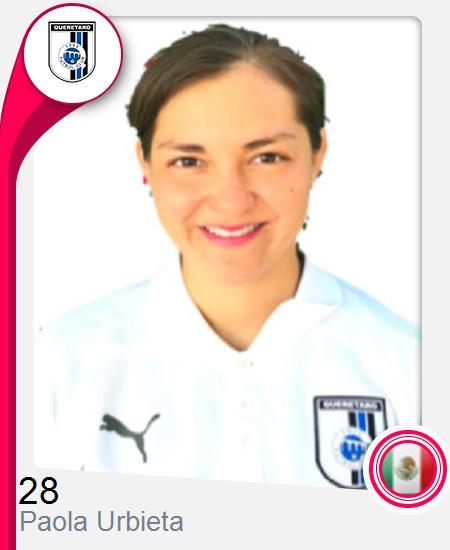 Paola Elizabeth Urbieta Villalobos