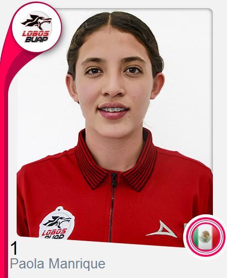 Paola Naomi Manrique Mendoza