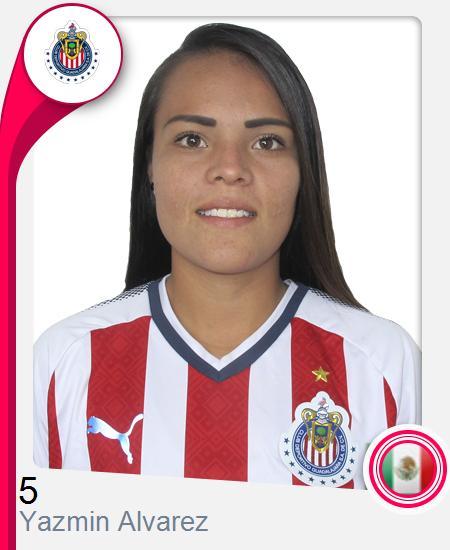 Yazmin Araceli Alvarez Rios