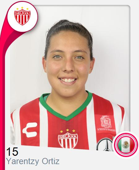 Yarentzy Guadalupe Ortiz Lopez