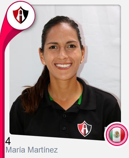 María Areli Martínez Santos