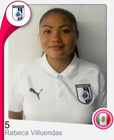 Rebeca Villuendas Castillo
