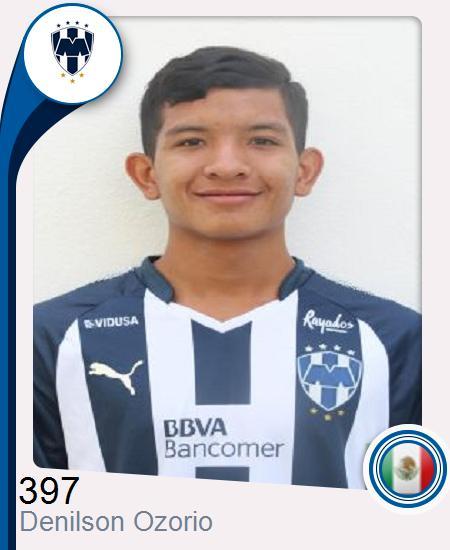 Denilson Jahir Ozorio Álvarez
