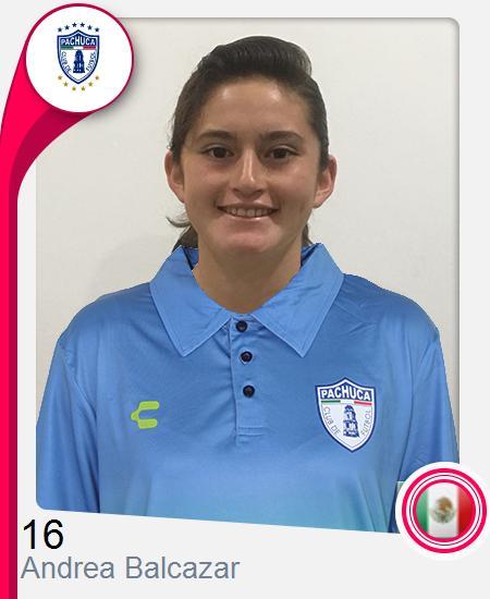 Andrea Balcazar Algarin