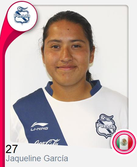 Jaqueline García Sierra