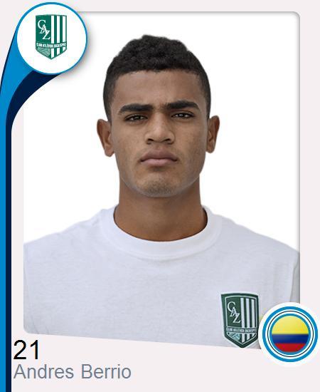 Andres Felipe Berrio Julio