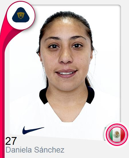 Daniela Sánchez Velázquez