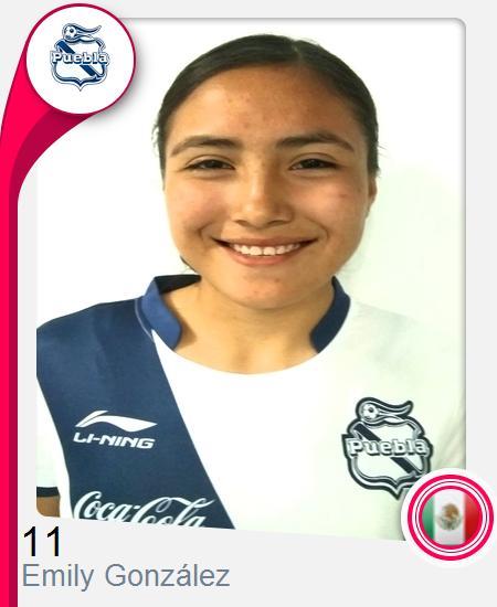 Emily Misdiel González Soria
