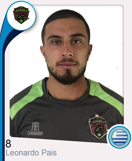 Leonardo Javier Pais Corbo