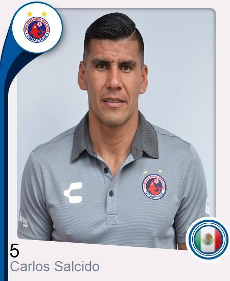 Carlos Arnoldo Salcido Flores