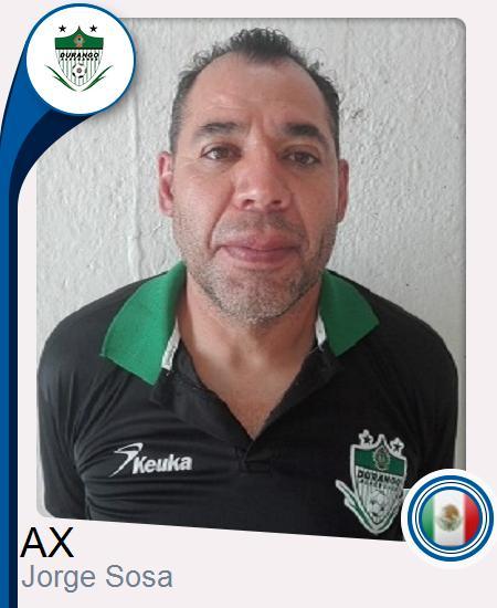 Jorge Adrián Sosa Reyna