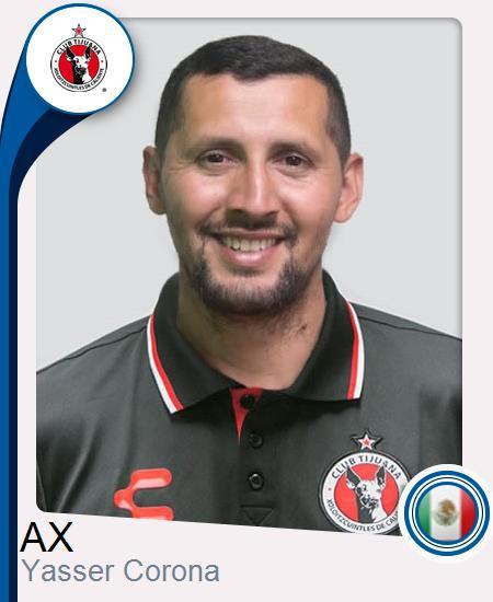 Yasser Anwar Corona Delgado