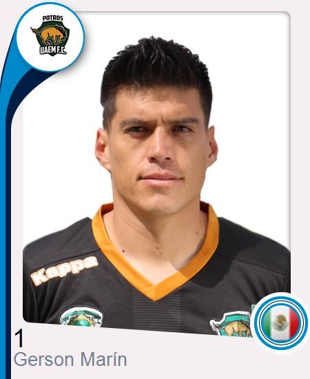 Gerson Rubén Marín Gil