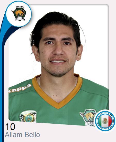 Allam Bello Huerta