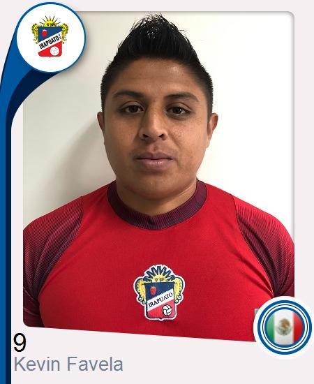 Kevin Favela Gómez