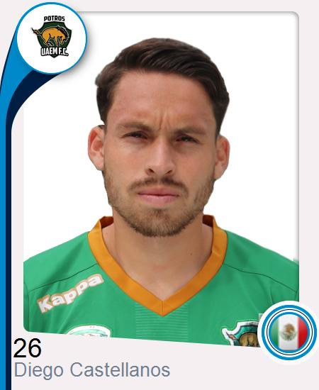 Diego Castellanos Sánchez