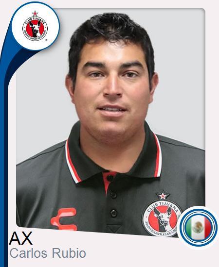 Carlos Alfredo Rubio  Bermudez