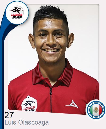 Luis Ernesto Olascoaga Reyes