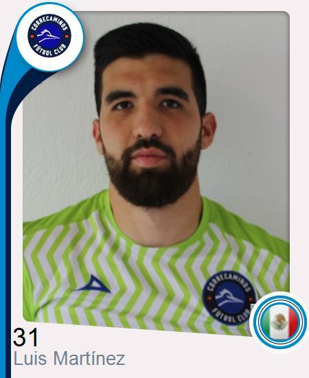 Luis Daniel Martínez Reyes