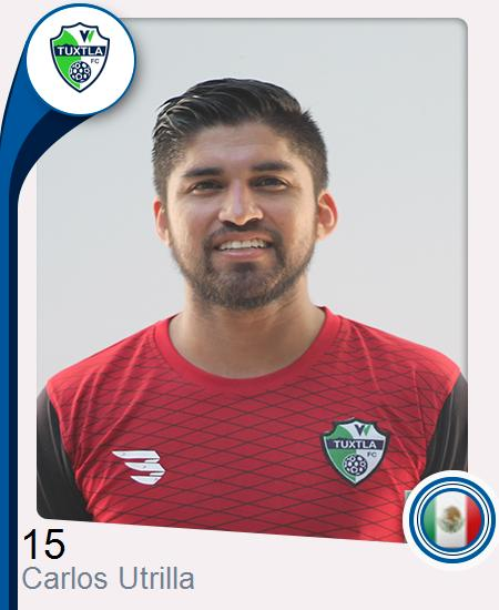 Carlos Alberto Utrilla Cruz