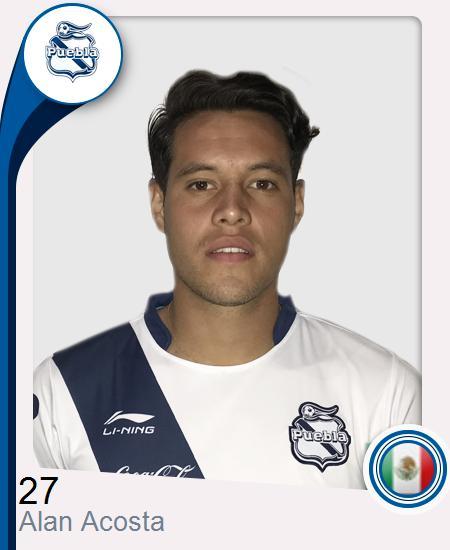 Alan Jesús Acosta Montañez