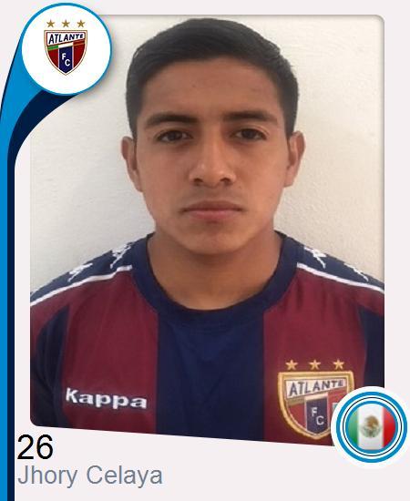 Jhory Misael Celaya Guerra