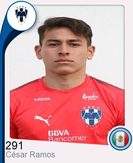 César Rafael Ramos Becerra