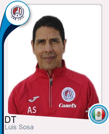 Luis Alfonso Sosa Cisneros