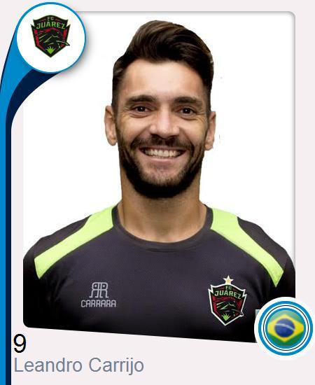 Leandro Carrijo