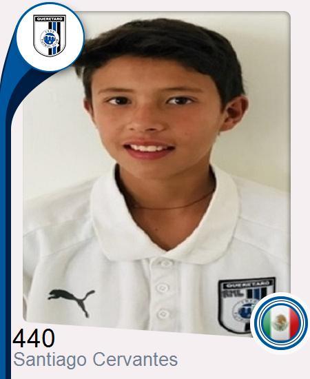 Santiago Nahum Cervantes Trejo
