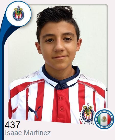 Isaac Jireh Martínez Camacho