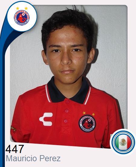 Mauricio Pérez Báez
