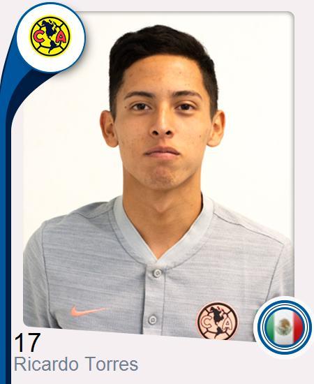 Ricardo Fabián Torres Martínez