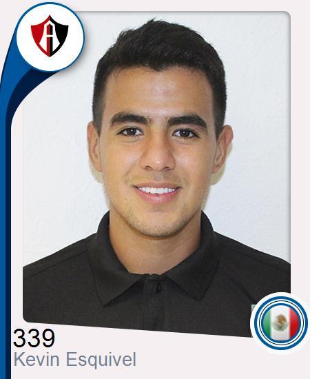 Kevin Alexis Esquivel Ramírez