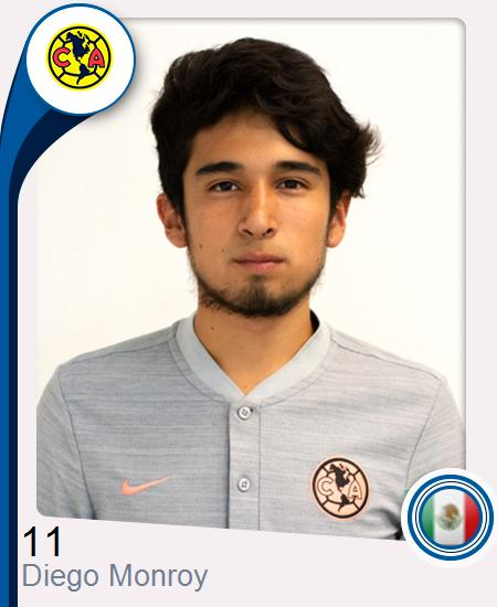 Diego Antonio Monroy Hernández