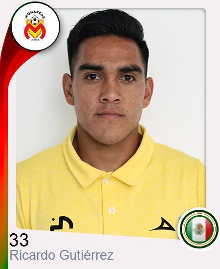 Ricardo Daniel Gutiérrez Hernández