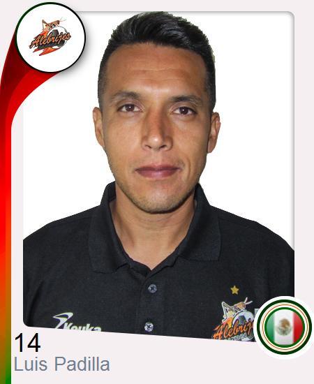 Luis Alberto Padilla Ponce