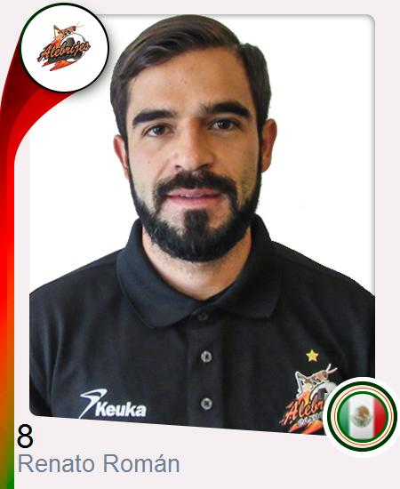 Renato Josué Román Arce