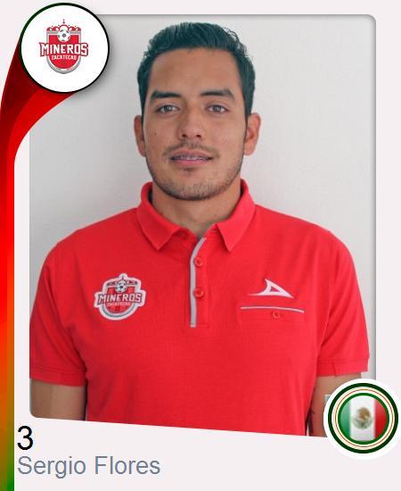Sergio Adrián Flores Reyes