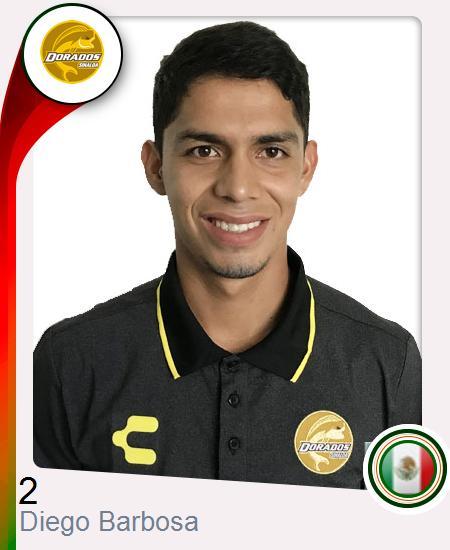Diego Armando Barbosa Zaragoza