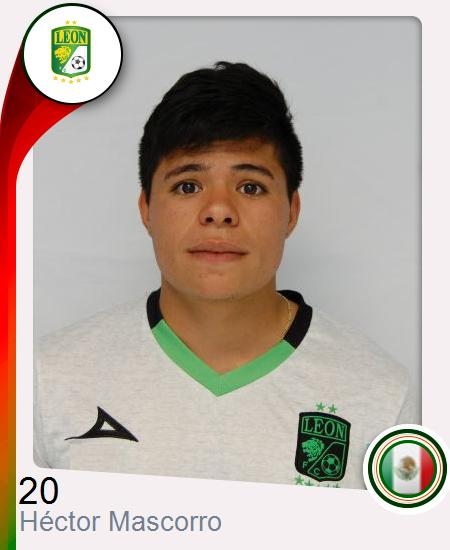 Héctor Alejandro Mascorro López