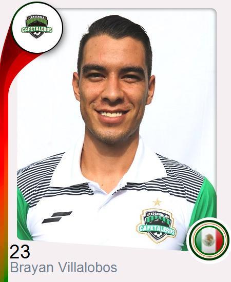 Brayan Jacob Villalobos Gutiérrez