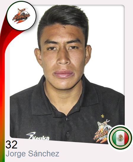 Jorge Alberto Sánchez Martínez