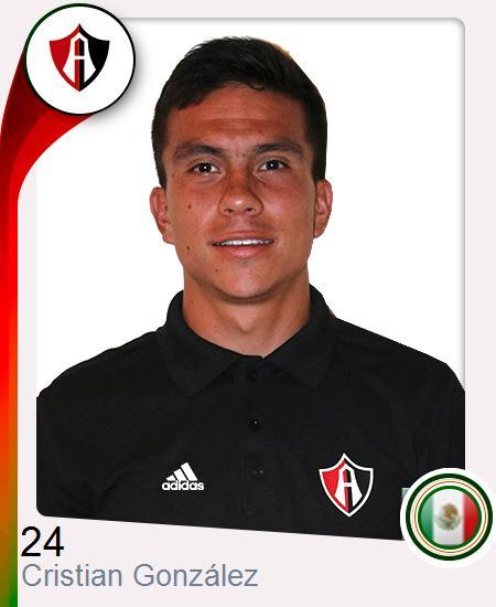 Cristian Osvaldo González Bautista