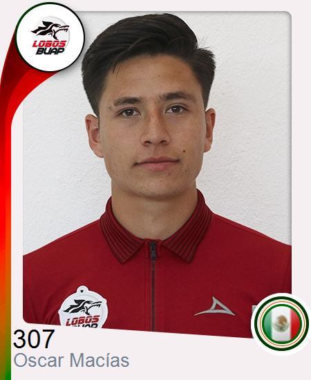 Oscar Uriel Macías Mora