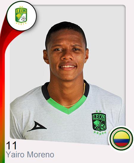 Yairo Yesid Moreno Berrio
