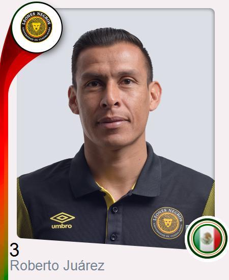 Roberto Carlos Juárez Gutiérrez