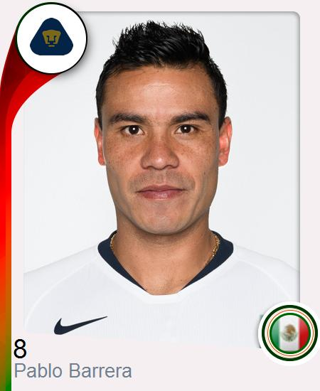 Pablo Edson Barrera Acosta