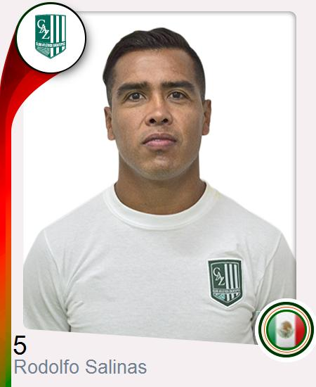 Rodolfo Salinas Ortíz