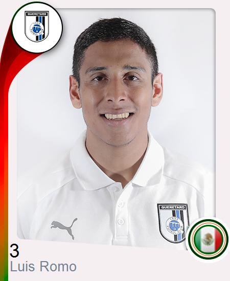 Luis Francisco Romo Barrón